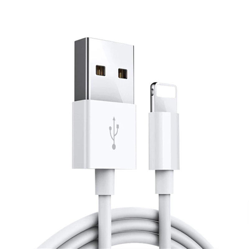 1m Original USB Laddare Kabel För iPhone 4S 5S 6S 7 8 Plus X XS Max XR 4 5 iPad 1 2 3 4 5 6 Mini 2 3 4 Luft 2 Snabb Laddkabel