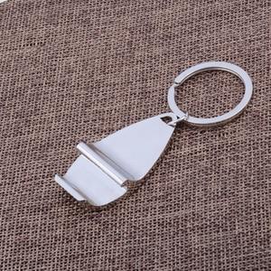 Image 3 - 50 개인 금속 열쇠 고리 키 체인 맥주 병 오프너의 팩 맞춤 된 결혼식 호의 새겨진 된 키 링 선물 손님