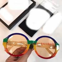WC07236 2018 роскошные взлетно посадочной полосы Солнцезащитные очки женские брендовые дизайнерские солнцезащитные очки для женщин Картер очки