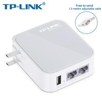 Tp-Link Router Wifi 150 M Mini Wireless Wifi del repetidor 802.11b wifi extender routers TP-LINK TL-WR710N EL compañero de Viaje