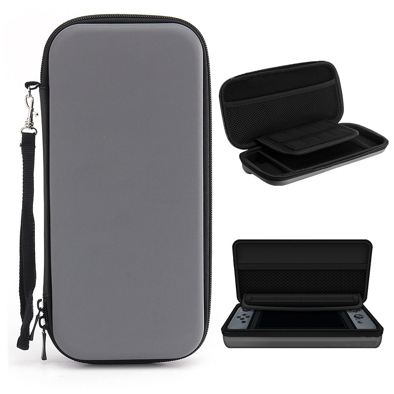 EVA Protective Hard Carry Travel Protective Case Storage Holder Pouch For Nintend Switch Console