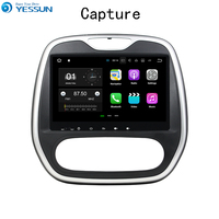 YESSUN Android Car Navigation GPS For Renault Capture 2007 2016 Audio Video Radio HD Touch Screen