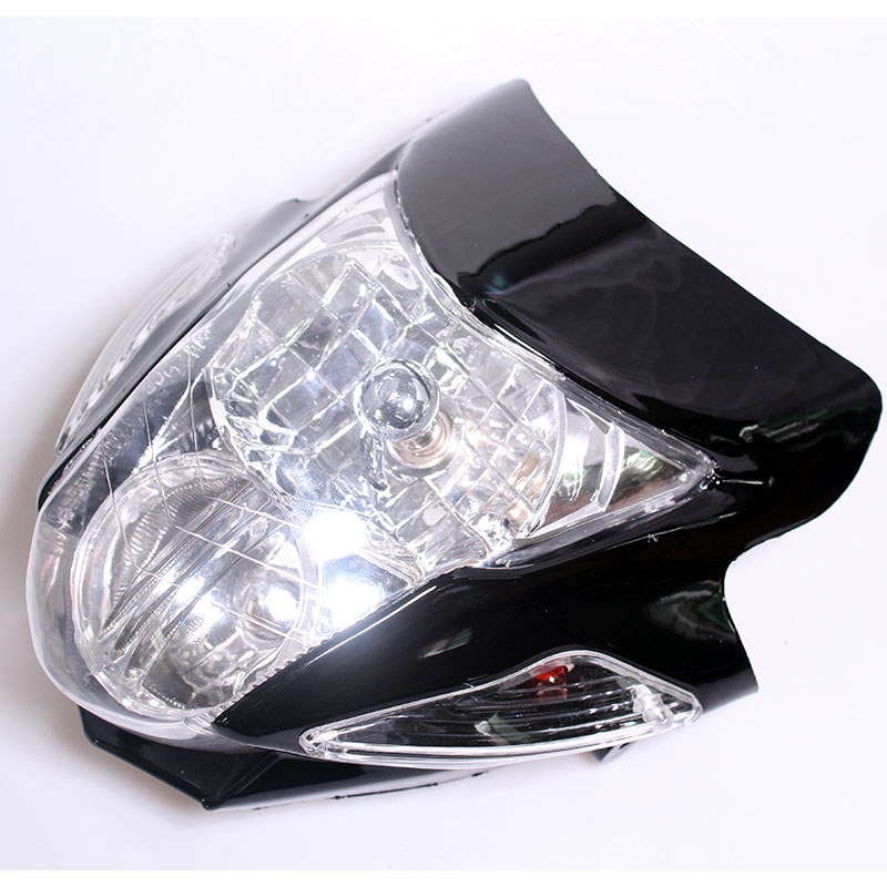Stunt Streetfighter Headlight w/Signal For Honda CBR F2 F3 F4i CBR 600RR 1000RR