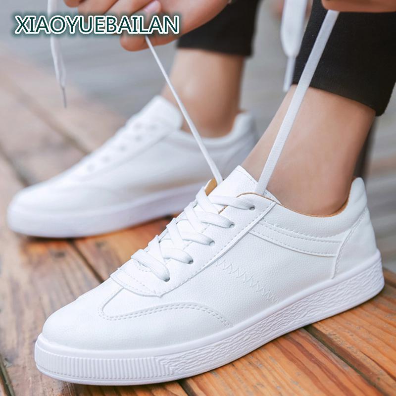 Новый Дизайн белые туфли, 2017 Стиль Повседневная дышащая обувь, Для мужчин сезонная обувь, Рабочая обувь ...