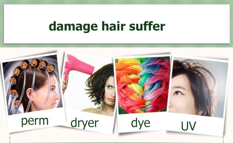 Conj. cuidados com cabelos