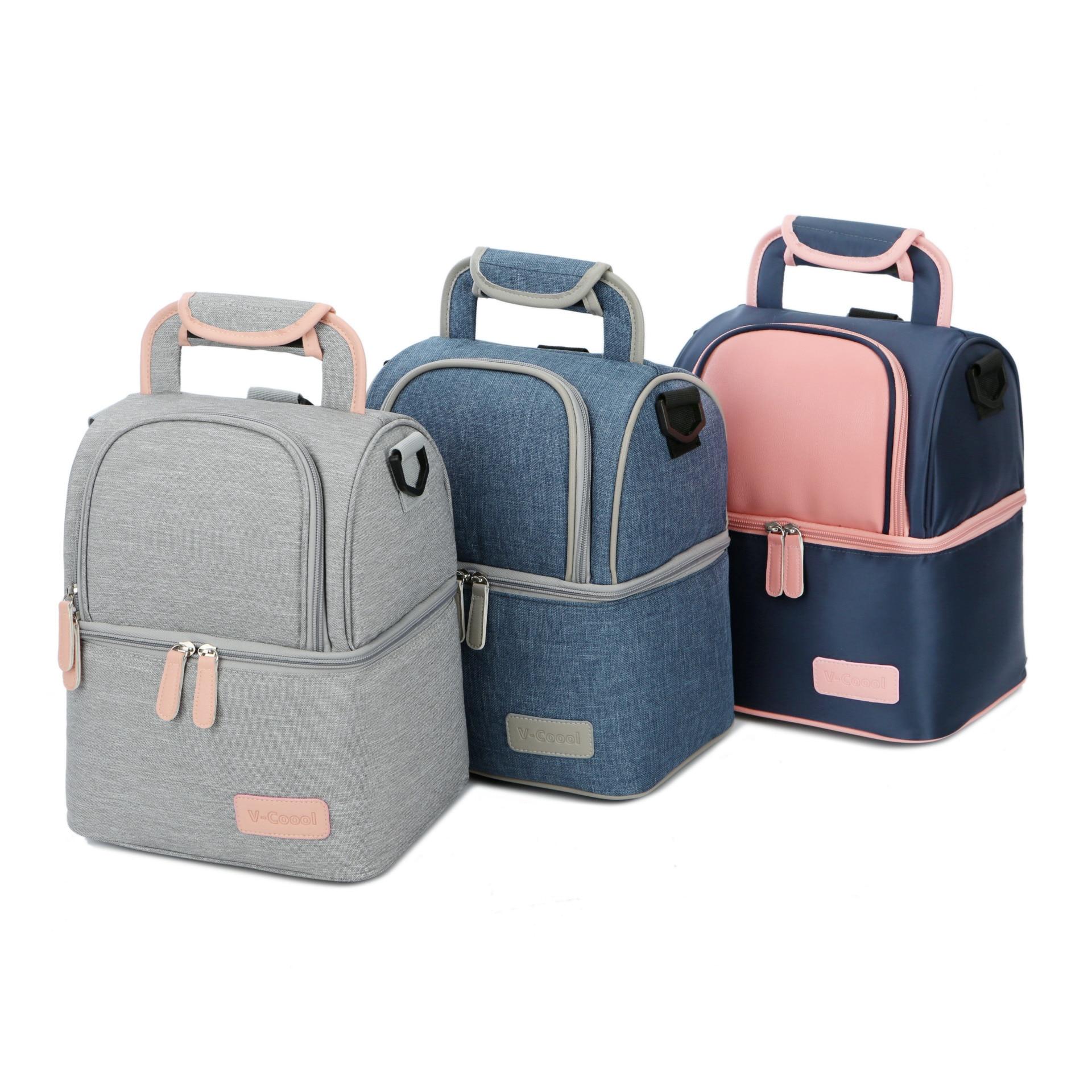 Double Layer Fashion Diaper Bag Backpack Mom Maternity Messengers Nappy Multipurpose Bolsa Maternidad Milk Bottle Bags 2017DBE