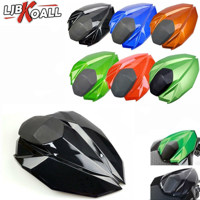 Motorcycle Rear Pillion Seat Cowl Fairing Cover For Kawasaki Ninja Z800 2013 2014 2015 Blue Matte Green Black White Orange Red in Covers Ornamental Mouldings from Automobiles Motorcycles