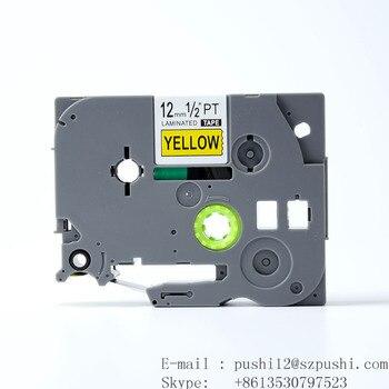 20 pcs/Lot Tze631 Tze-631 12mm Tze Compatible Brother Ptouch Cartridge