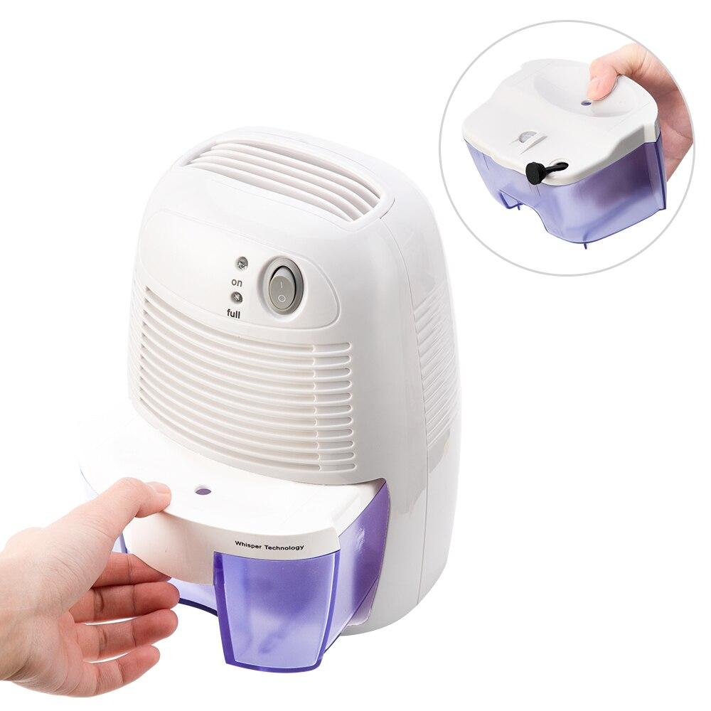 Nouveau Mini déshumidificateur, déshumidificateur absorbeur d'humidité domestique, sèche-linge, absorbeur d'humidité 100 V-240 V dehunmidifier Q021 - 6