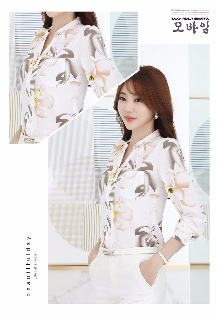HTB1K6BONVXXXXa6XFXXq6xXFXXXk - Autumn Fashion Blouse Office Work Wear shirts Women Tops