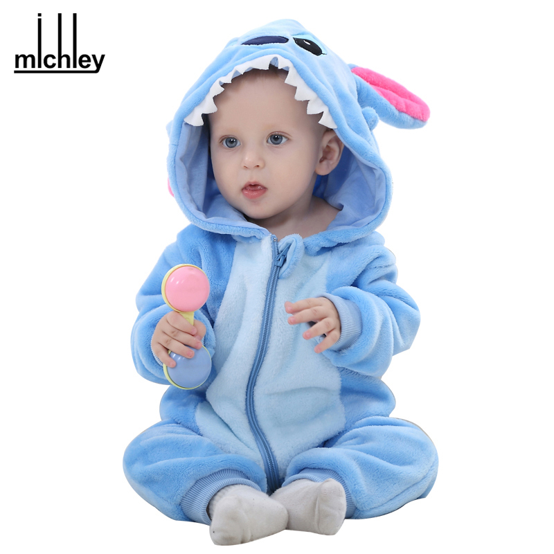 MICHLEY-Spring-Autumn-Baby-Clothes-Flannel-Baby-Boys-Clothes-Cartoon-Animal-Jumpsuits-Infant-Girl-Rompers-Baby-Clothing-XYZ15088-2