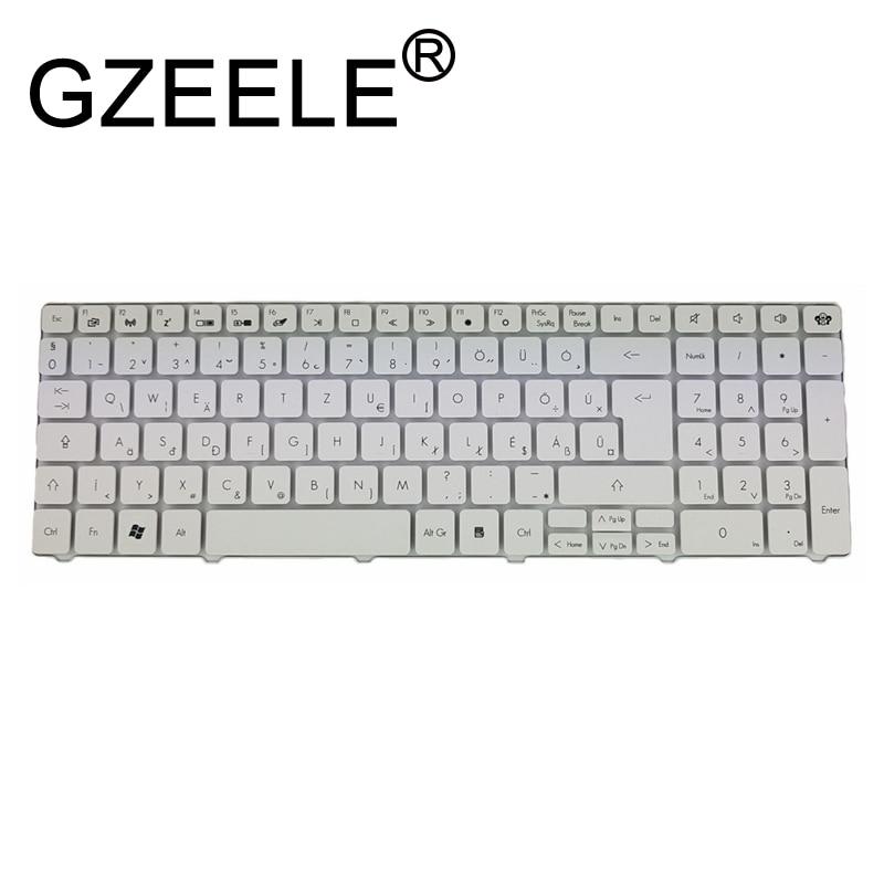 GZEELE nouveau hongrie HU HG clavier pour ACER pour eMachine E442 E730 E732 G640 G730 G730G G730Z G730ZG
