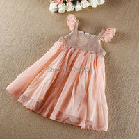 [Eleven Story] baby Girls new summer princess sequined dress baby kids tulle wholesale clothes hot sell clothing AP410DS-46