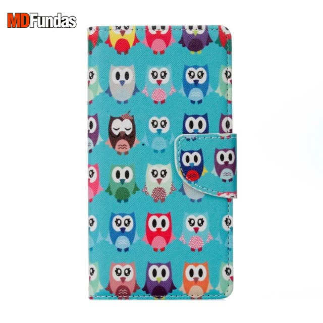 MDFUNDAS Cover For ZTE  Z981 Case Printing Flip PU Leather Case Stand Card Wallet Bag For ZTE  Z981 Fashion Protective Skin