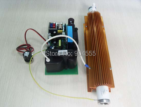 15 Гц/ч озона запасные части для генераторов озона очиститель воздуха Озона питания + керамические трубы озон 110 В или 220 В доступны
