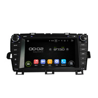8 Android 6 0 Octa Core Car Multimedia Player For Toyota PRIUS 2009 2013 Left Driving
