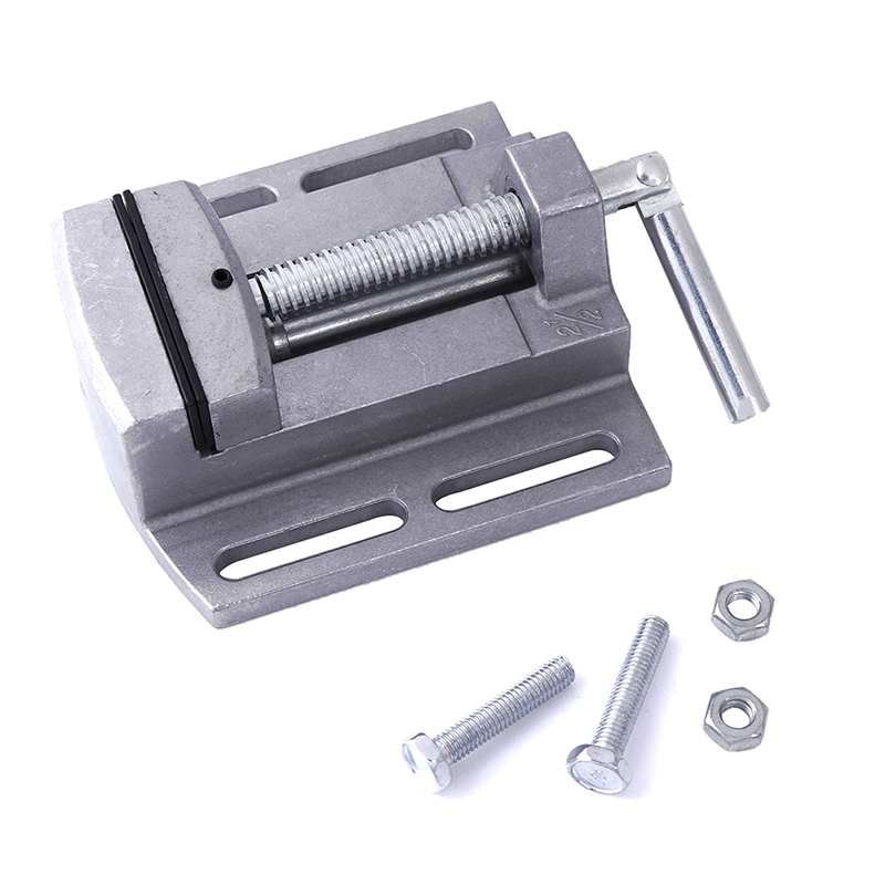 """1Pcs High Quality Machine Vise Heavy Duty 2.5"""" Drill Press Vice Milling Drilling Clamp Machine Vise Tool
