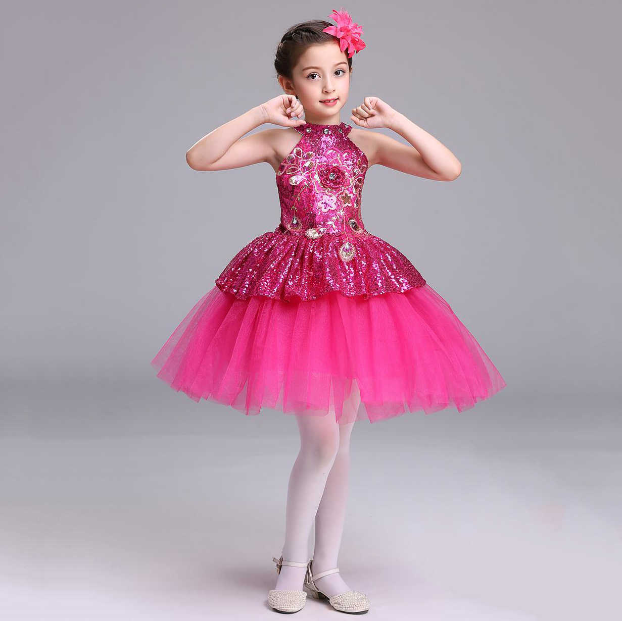 275c8f05e6b5 Detail Feedback Questions about Tulle flowers girls princess pink ...