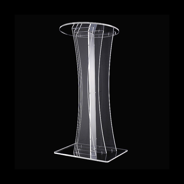Free Shipping Environmental acrylic pulpit, acrylic podium Church / clear colorless church pulpit  platform free shipping personal environmental car