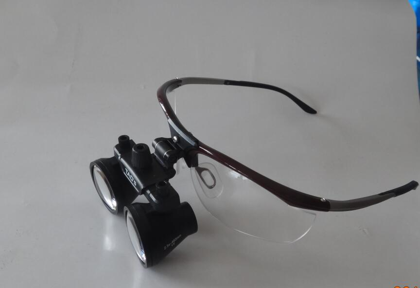 Tao s mm chirurgico binocular magnifier occhiali flip up