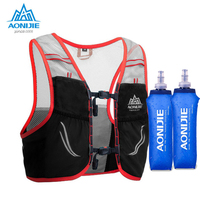 Aonijie 2.5L Running Vest Lightweight running Backpack Breathable Cycling Marathon Portable Ultralight Nylon Hiking Sport bag