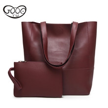 Designer Handbags High Quality Bucket Type Bags Handbags Women Famous Brands Women Leather Handbags Top-handle Bags Tote Bags(China)