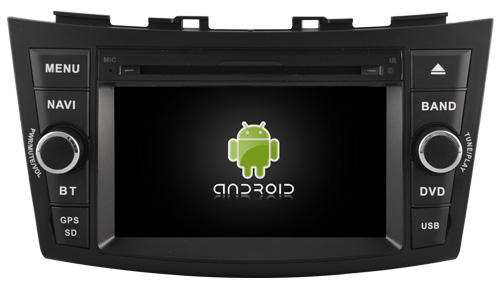 font b Android b font 5 1 1 CAR Audio DVD player FOR SUZUKI SWIFT