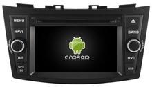 Android 5 1 1 CAR Audio DVD player FOR SUZUKI SWIFT 2011 2015 gps Multimedia head