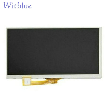 Witblue New LCD Screen Matrix For 7 Digma Plane 7547S 3G PS7159PG Tablet LCD Display Screen panel Module Replacement new lcd display matrix for 7 digma plane 7 5 3g ps7050mg tablet inner lcd display 1024x600 screen panel frame free shipping