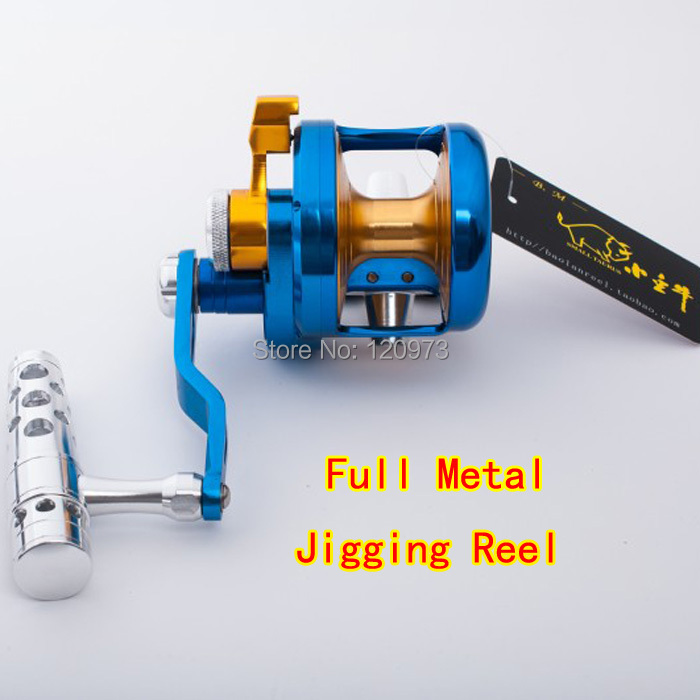 Full Metal Jigging Reel ST600MR Small Taurus 10BB 4.0:1 Boat Fishing Reel Trolling Reels Casting Drum Wheel Sea Reel Right Hand metal round jigging reel 6 1 bearing saltwater trolling drum reels right hand fishing sea coil baitcasting reel
