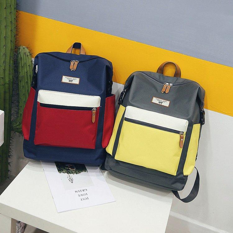 Fashion Backpack New Women Backpack Female Shoulder Bag Teenager Girl Mochila Backpack Female Bagpack Pack Design 2019 #5