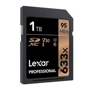 Image 4 - Lexar SD כרטיס cartao דה memoria SDXC 1 TB 95 M/s carte כרטיס U3 1 tb זיכרון כרטיס Class 10 עבור 1080 p 3D 4 K וידאו מצלמה כרטיסים