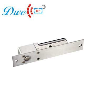DWE CC RF access control door lock low temperature standard electric bolt invisible door lock
