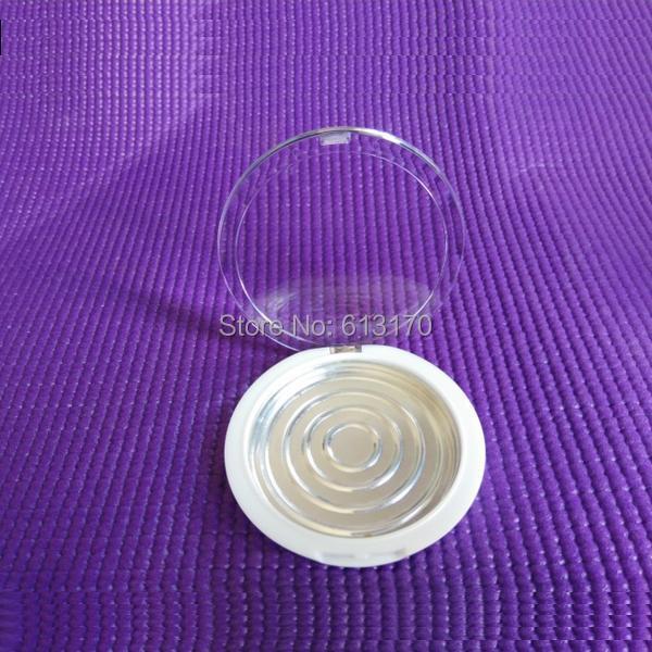 10ml Tukšs pulveris ar tējkannām plastikāta acu ēnas burka ar - Ādas kopšanas līdzeklis