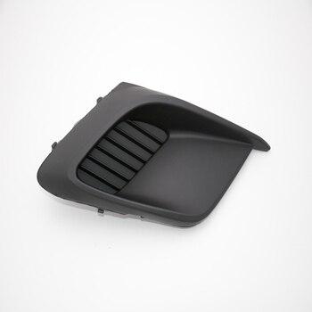 1 pièces couvercle anti-brouillard droit RH sans trou ligne de peau phare antibrouillard avant lunette BKC3-50-C11 pour MAZDA 3 AXELA 2014