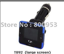 MP3/4T893 100pcs/lot-Mini Auto mp 100pcs/lot Car MP3/4 Player with flash memory car mp3/4 Auto mp3 mp4