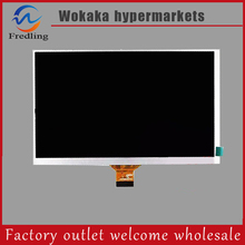 "Nueva Pantalla LCD de Matriz De 7 ""Ostras T72MR 3G Tablet pantalla LCD panel Reemplazo Digitalizador Lente Envío Gratis"