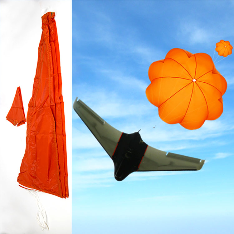 Skywalker Planes 5KG Parachute Landing Umbrella for Skywalker series for Skywalker X8 X7, 3KG for other Skywalker other airplane