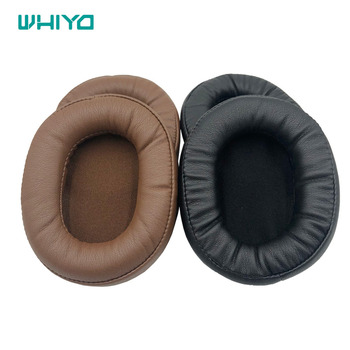Whiyo 1 pair of Earpads Pillow Replacement Ear Pads for Sound Blaster Tactic3D Wrath Wireless Headphones