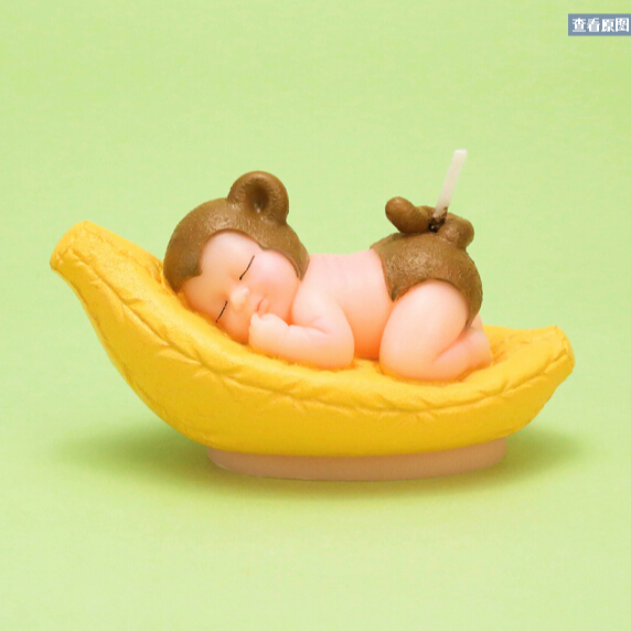 5dcd9406ba1a2 Macaco do bebê série em forma de bebê molde sabão silicone de chocolate  molde vela silicone fondant bolo decoração molde