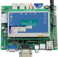 ДЛЯ TI OMAP3530 SBC8100 + 7 дюймов сенсорный экран S Video ТВ VGA HD