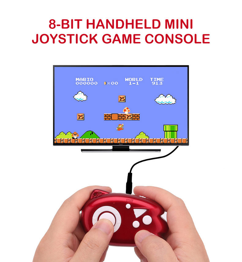 2018 Hot Mini Classic Handheld Game Player TV Video Game Console Childhood AV Built-in 89 Games Mini Console