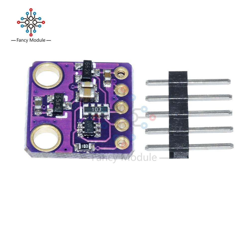 Wilskrachtig Low Power Hartslag Klik Max30102 Sensor Breakout Voor Arduino Niet Max30100 Hoog Gepolijst