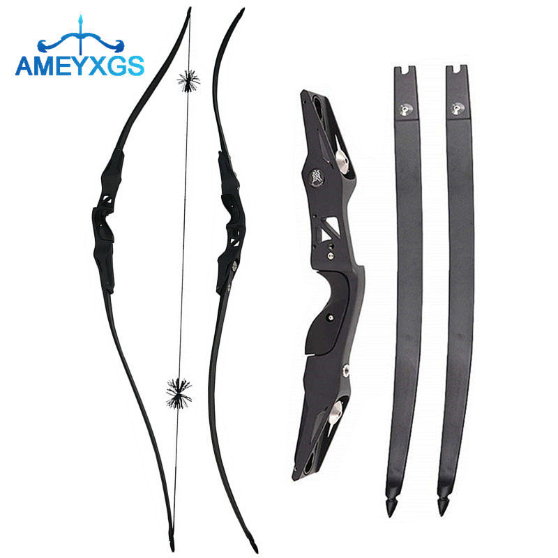 1Pc 62 ILF Archery Takedown Longbow Recurve Bow 20-50lbs Right Hand Recurve Bows For Outdoor Hunting Shooting Accessories1Pc 62 ILF Archery Takedown Longbow Recurve Bow 20-50lbs Right Hand Recurve Bows For Outdoor Hunting Shooting Accessories
