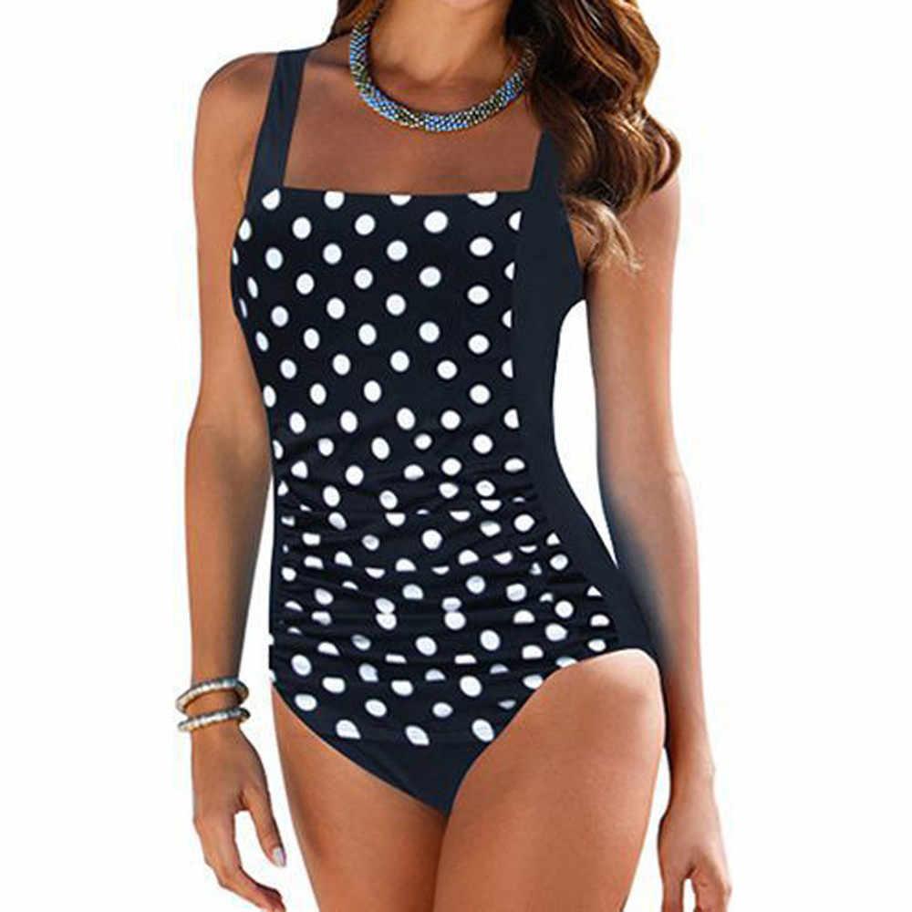 Push up bikini femme maillot de bain femme grande taille femmes une pièce Push Up rembourré Bikini maillot de bain maillot de bain maillot de bain Monoki 2 #5 #