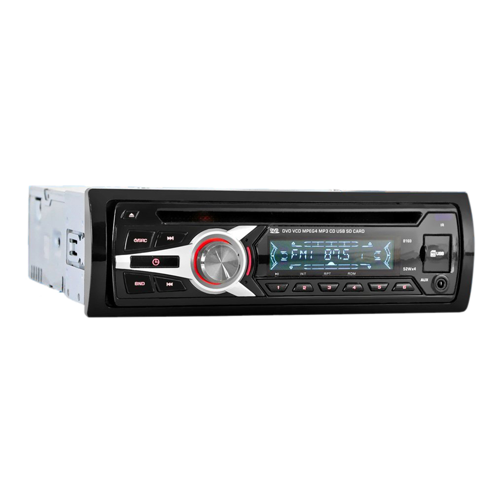 1 DIN Car Stereo 12V FM Aux Input Car Stereo font b Radio b font Audio