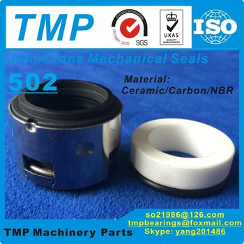 T502-40 502/40 Sellos Mecánicos De John Crane (Material: Coche/SiC/VIT, Coche/Cer/NBR) | Sellos De Elastómero De Goma De Tipo 502