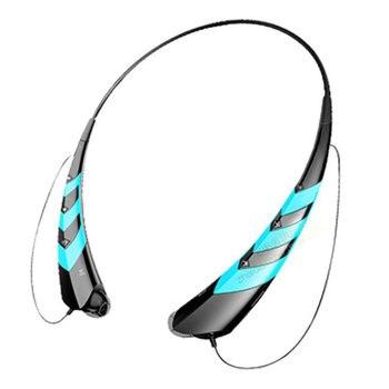 Anime Hatsune Miku 2 LED Wireless Earphones and Headphone Bluetooth Earphone Sport Headphones Bluetooth Headset for Mobile Phone