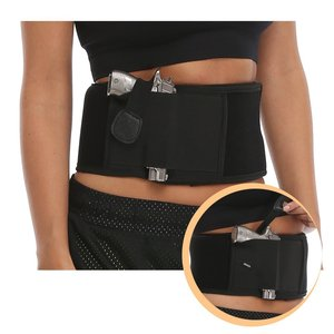 Good Buy Concealed Handgun Carry Ultimate Belly Band Holster Pistol  19, 17, 39, 42, 43, P238, Ruger LCP Holsters For Men And Women