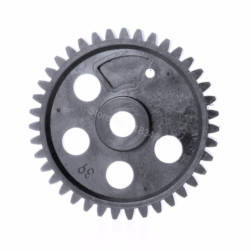 10pcs RC HSP 02041 Spur Diff Main Gear 39T Teeth For 1/10 Nitro On Road Car 94102 94122 SONIC XSTR POWER Redcat Lightning STR стоимость
